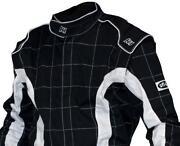 Auto Racing Jacket