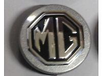 MG ALLOY WHEEL CENTRE CAPS 56 MM FIT MG3 MG6 ZT 75 45 25