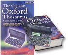 Seiko Dictionaries