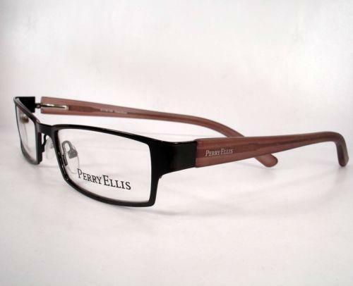 Mens Perry Ellis Eyeglass Frames Ebay