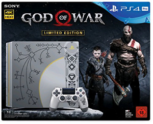 BRAND NEW SEALED PS4 PRO 1TB GOD OF WAR LIMITED EDITION BUNDLE