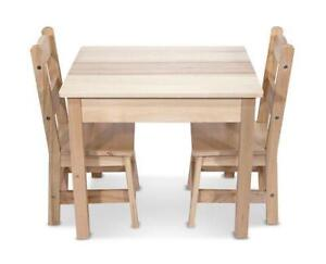 Wooden Toddler Chairs