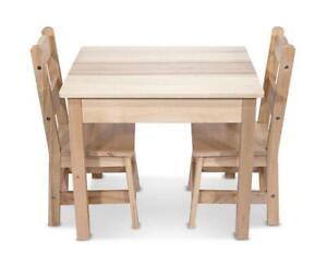 Etonnant Wooden Toddler Chairs