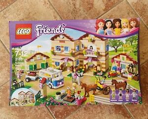 Lego Friends Summer Riding Camp Ebay