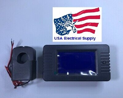 Pzem-022 Digital Multi-function Power Monitor Meter Voltmeter