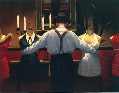 Jack Vettriano greeting card - A Kind of Loving for sale  Lincoln