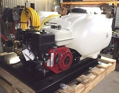 Boyd's Equipment Inc 40 Gallon Skid Sprayer 8 GPM 580 PSI