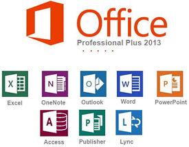 MICROSOFT OFFICE 2016 PRO for Windows-PC