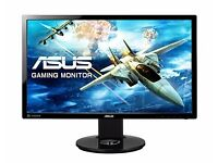 [NEW] - ASUS VG248QE 24 inch Widescreen LED Multimedia 3D Monitor (144hz)