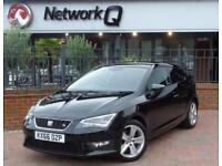 2016 SEAT Leon SC 1.8 TSI FR 3 door DSG [Technology Pack] Petrol Coupe