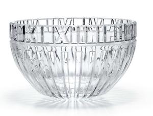 Tiffany Crystal Atlas Bowl