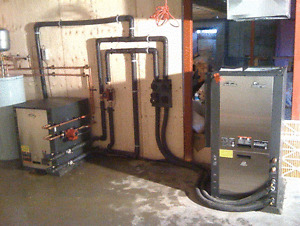 Geothermal Heat Pump Installed - Cut your energy bill by 70%
