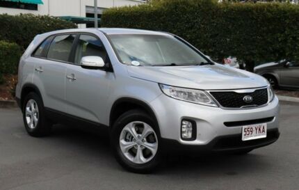 2013 Kia Sorento XM MY14 SI Silver 6 Speed Sports Automatic Wagon Acacia Ridge Brisbane South West Preview