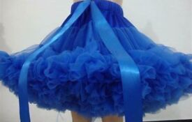 Full pettiskirts RRP £45 now £15 ages 1 to teen