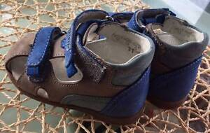 *GOOD CONDITION* Shoes First Walker Leather Orth Size 21 Mosman Mosman Area Preview