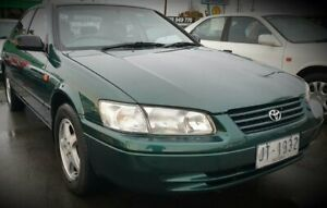 1999 Toyota Camry MCV20R Touring Green 4 Speed Automatic Sedan Cheltenham Kingston Area Preview