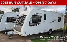 BRAND NEW  Elddis Avante 550, Luxury Australian Edition E50093 Penrith Penrith Area Preview