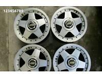 Wheels 4x100/108 Bbs,Ronal,Ats,Act,Speedline...