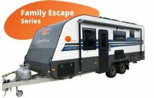 2021 Nova Caravans Family Escape Caravan Penrith Penrith Area Preview