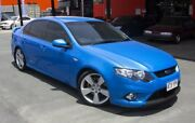 2011 Ford Falcon FG Upgrade XR6T Blue 6 Speed Auto Seq Sportshift Sedan Oxley Brisbane South West Preview