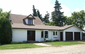 Acreage 10km Northwest of Melfort