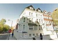 Large studio flat with bills included - Broadhurst Gardens, Hampstead, London NW6