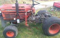 Looking for parts for Kubota b6200 HST