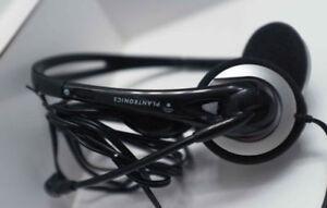 Awesome Plantronics .Audio 322 Binaural PC Multimedia Headset