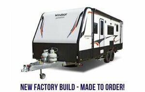 2021 Windsor Genesis 220MD Family Van Caravan Penrith Penrith Area Preview