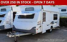 GREAT VALUE - CU674 Jayco Discovery Pop Top with Twin Single Beds Penrith Penrith Area Preview