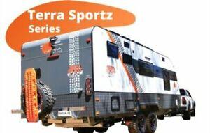 2021 Nova Caravans Terra Sportz Off Road Van Penrith Penrith Area Preview