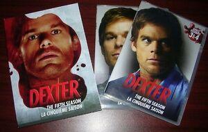 Dexter season 5- DVD set. West Island Greater Montréal image 2