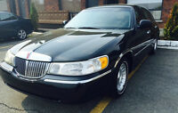 1998 Lincoln Town Car Executive Autre