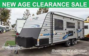 A30606 New Age Manta Ray 19BC SPECIAL EDITION Triple Bunk Family Penrith Penrith Area Preview
