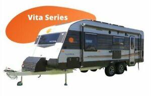 2021 Nova Caravans Vita Caravan Penrith Penrith Area Preview