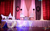 Wedding and Event Decor Service in Ottawa available book now