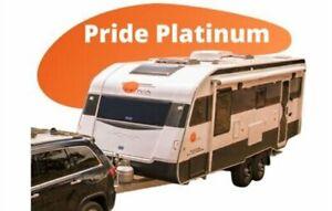 2021 Nova Caravans Pride Platinum Caravan Penrith Penrith Area Preview