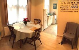SINGLE ROOM (Double bed) Refurbished, 4 Bed Shared House, Briton St, Worker or Professional LE3