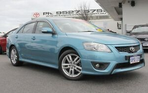 2010 Toyota Aurion GSV40R MY10 Sportivo ZR6 Reef 6 Speed Sports Automatic Sedan Hillman Rockingham Area Preview