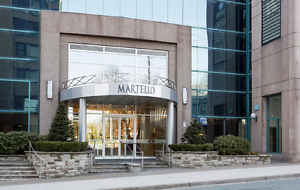 15-022 Luxury furnished condo in the heart of downtown Halifax.
