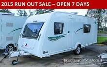 BRAND NEW!  Elddis Xplore 574, Stylish Twin Single Beds E50082 Penrith Penrith Area Preview