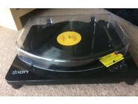 Ion Bluetooth record player