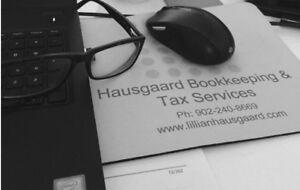 Bookkeeper & Tax preparer