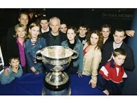 """Looking for """"On Home Ground"""", an old Irish TV series (hour-long drama on RTE)"""