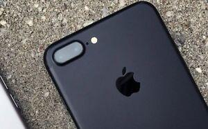 Iphone 7 plus 128GB matte black Rosebery Inner Sydney Preview