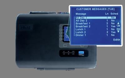 Hme Ion Iq 6100 Base6100 Drive-thru Intercom Wireless Base Station Power Suply