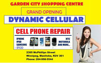 Opening Soon:  Dynamic Cellular @ Garden City Mall