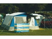 Frame tent - 5/6 berth. Very good condition.