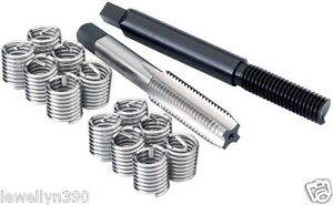 Helicoil Thread Repair Kit 1/4-20 x.375 New 12 Inserts