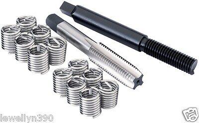 Helicoil Thread Repair Kit M10 X 1.5 X 15.0 12 Inserts